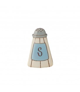 Salty Lapel Pin