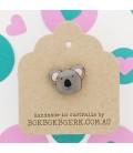 Koala Lapel Pin
