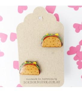 Taco Cufflinks