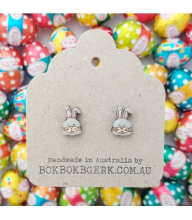 Easter Bunny Earrings