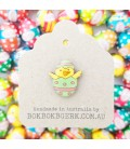 Easter Chicken Lapel Pin