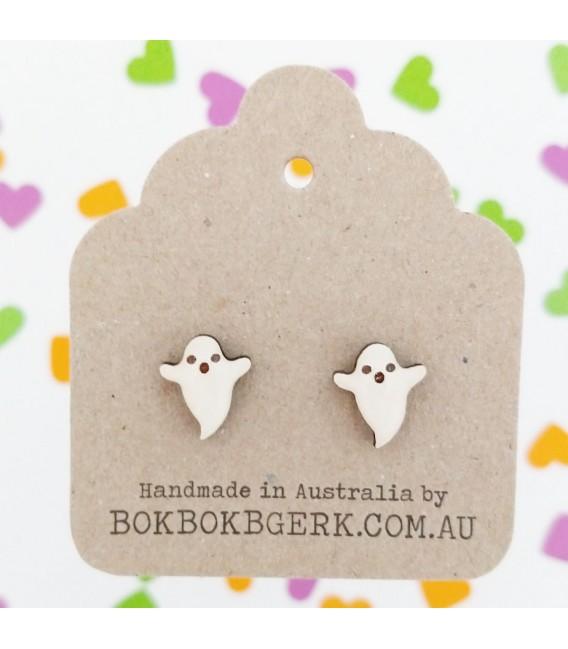 Halloween Ghost Earrings
